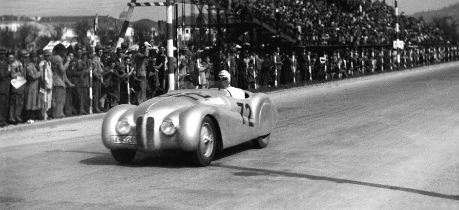 BMW 328, cursele de la Mille Miglia si eroii vitezei din timpul razboiului