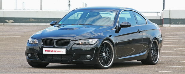 BMW 335 primeste bonus 100 de cp de la MR Car Design