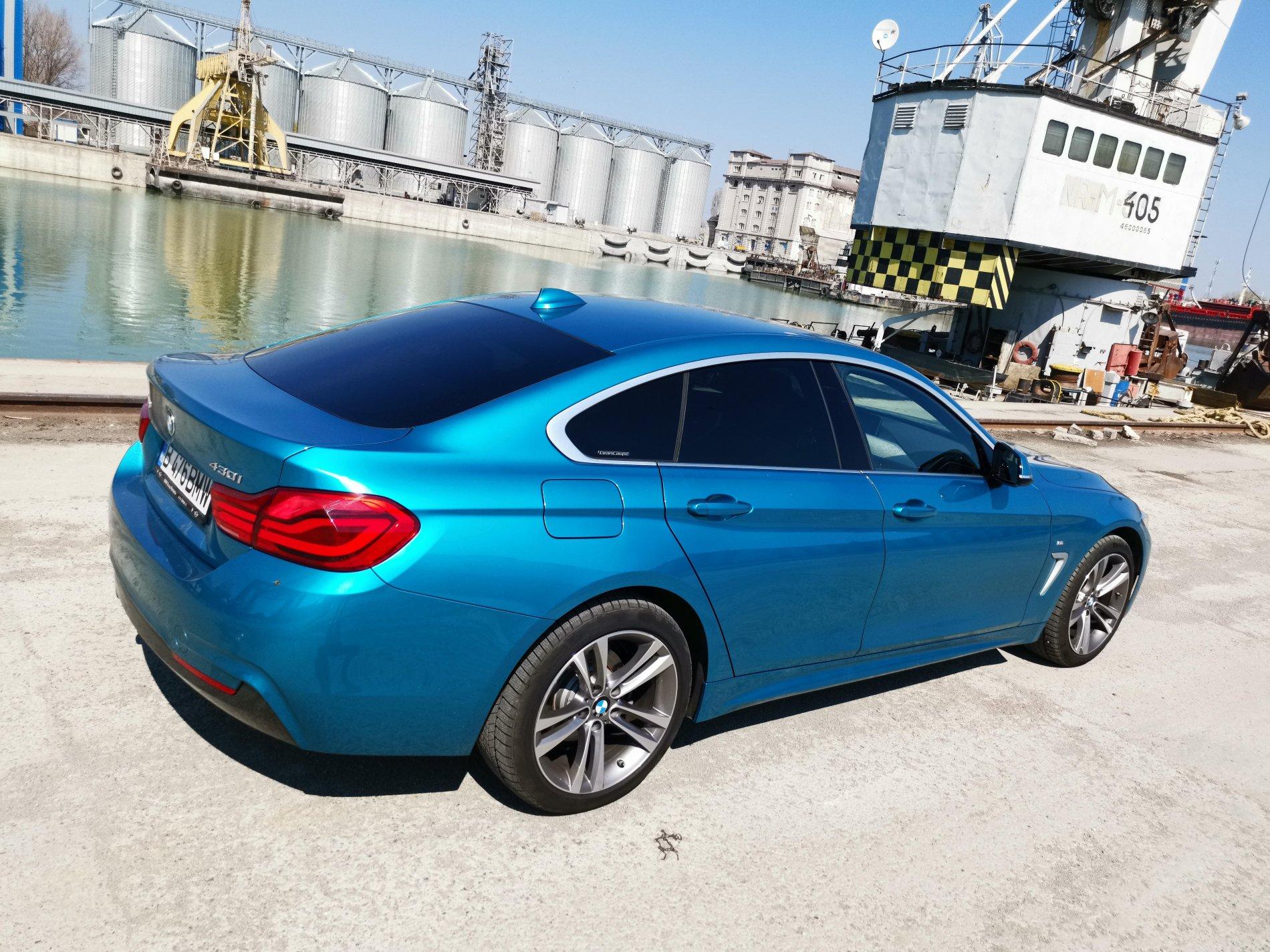 BMW 430i Gran Coupe - BMW 430i Gran Coupe