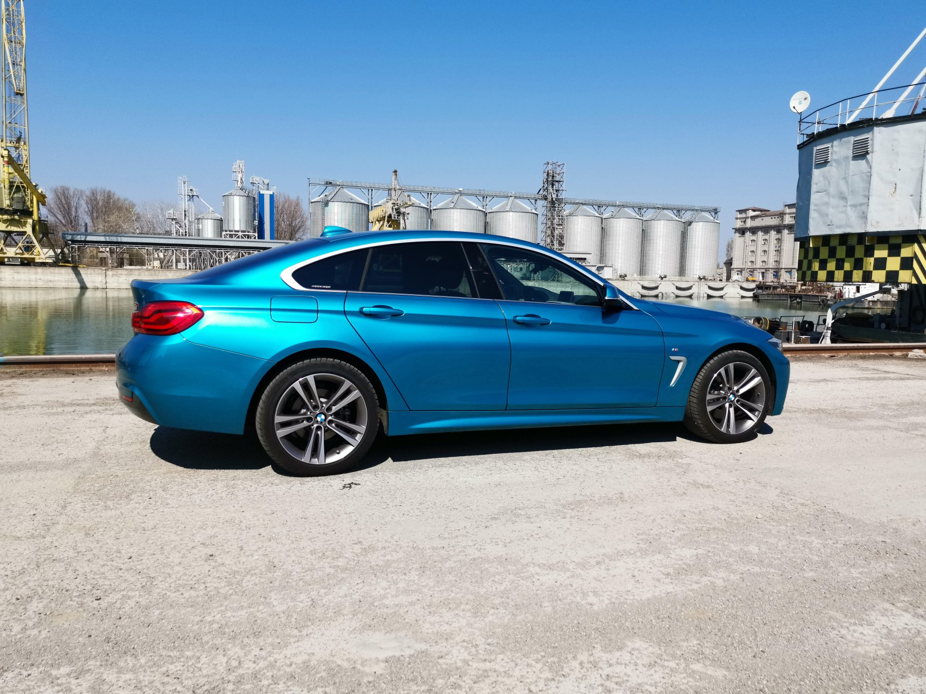 BMW 430i Gran Coupe - BMW 430i Gran Coupe