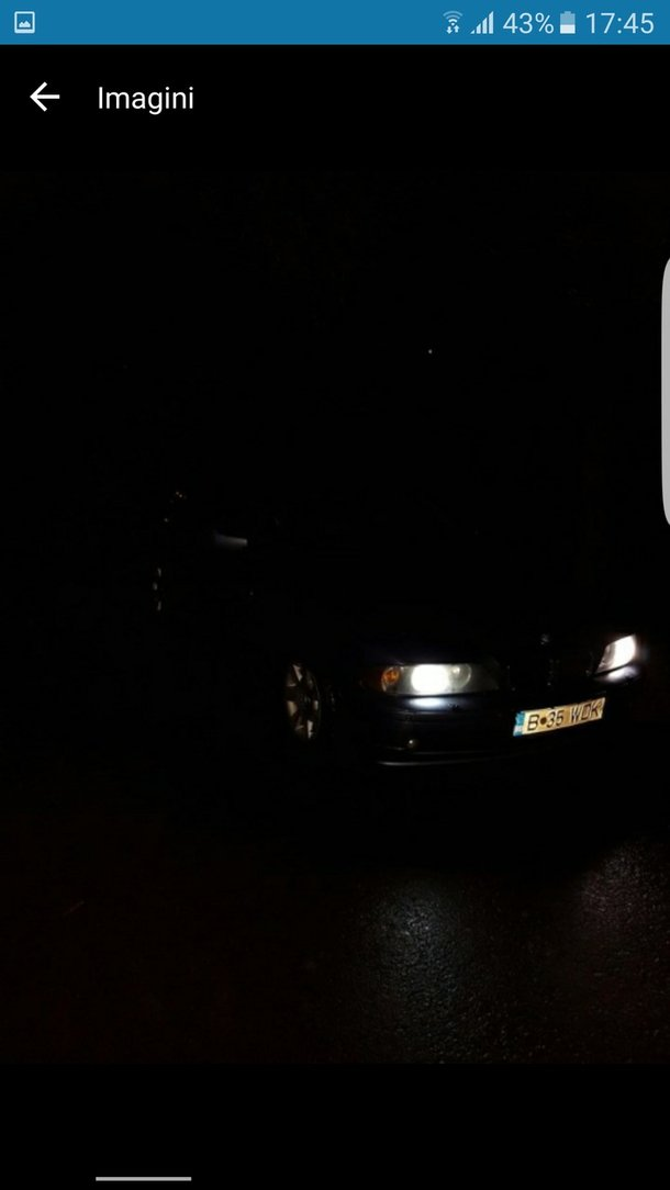 BMW 520 1956 2002