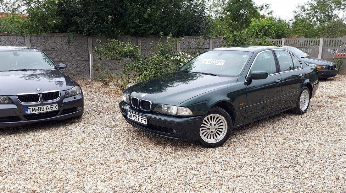 BMW 520 2.0 diesel 2000
