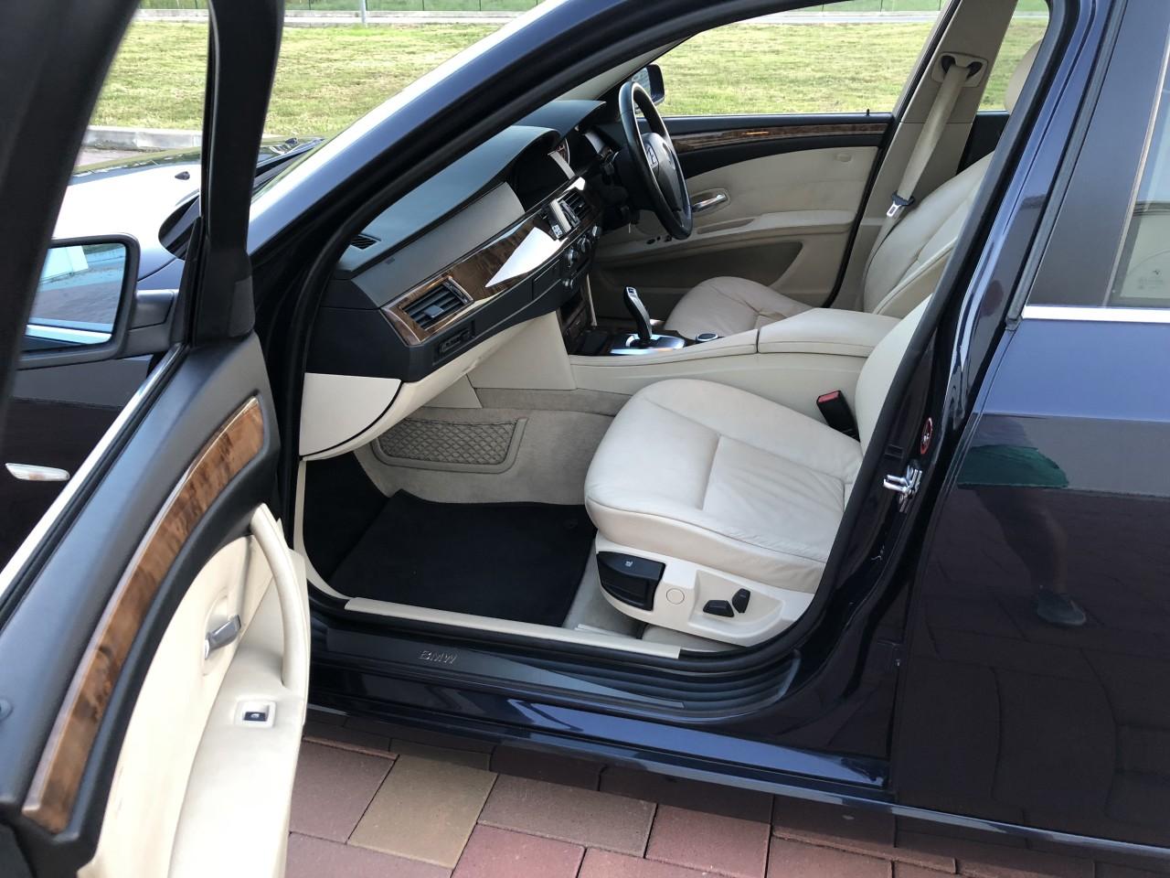 BMW 520 2.0d 2009