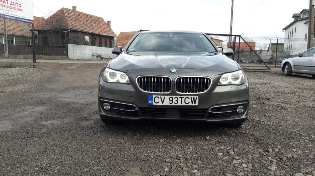 BMW 520 2.0d 2014