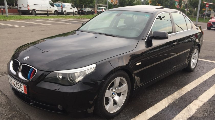 BMW 520 2.2i/177cp euro 4 2004