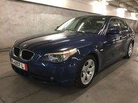 BMW 520 2171cmc/170cp Euro 4 2004