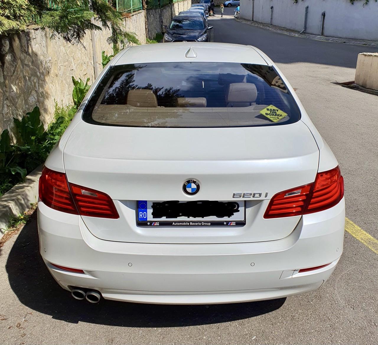 BMW 520 520i 2014