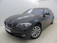 BMW 520 525d F10 xDrive Automatic 8+1 Start&Stop - 1.995 cc / 218 CP 2012