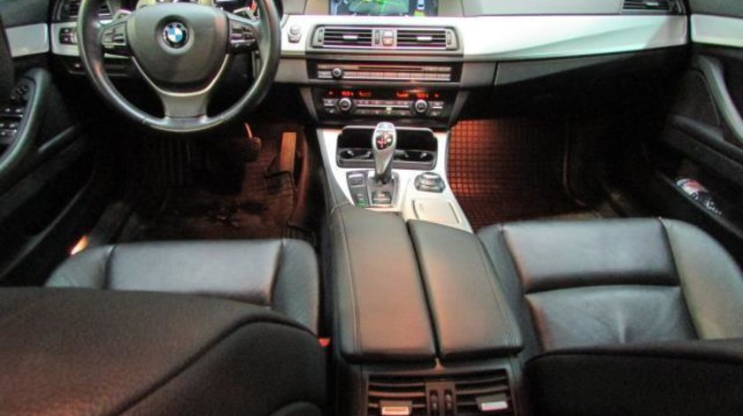 BMW 520 525d xDrive automat 8+1 BSI Ultimate Start&Stop - 1.995 cc / 218 CP 2012