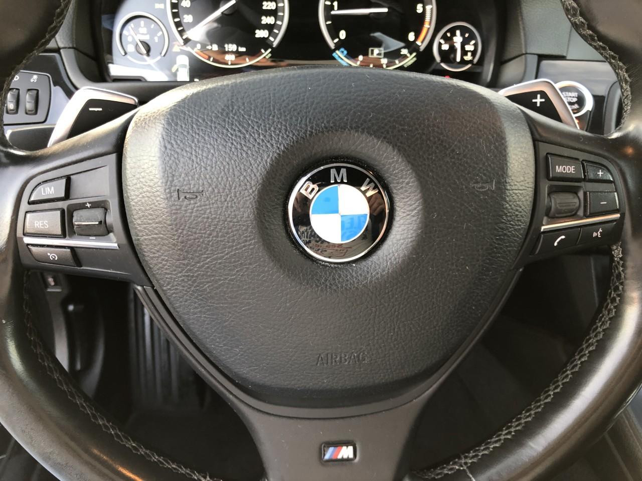 BMW 520 BMW F10 520d 184Cp Euro 5 Automata/Navi MARE/Semi-piele/Padele volan/Jante 19/etc… 2012