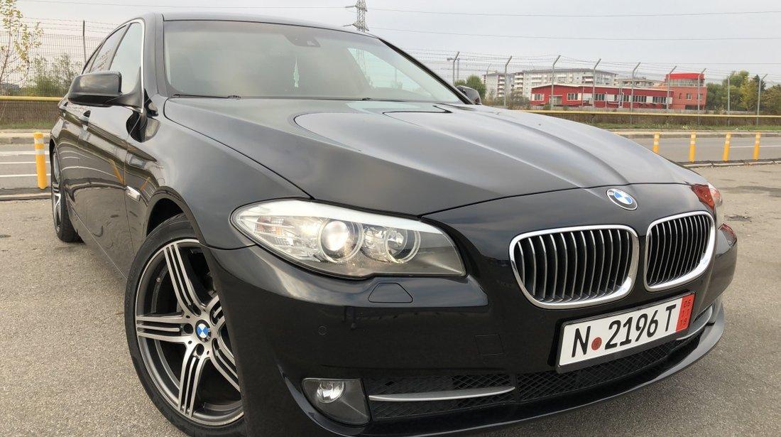 BMW 520 BMW F10 520d 184Cp Euro Automata/Navi MARE/Semi-piele/Padele volan/Jante 19 etc… RECENT ADUSA DIN GERMANIA!!! 2012