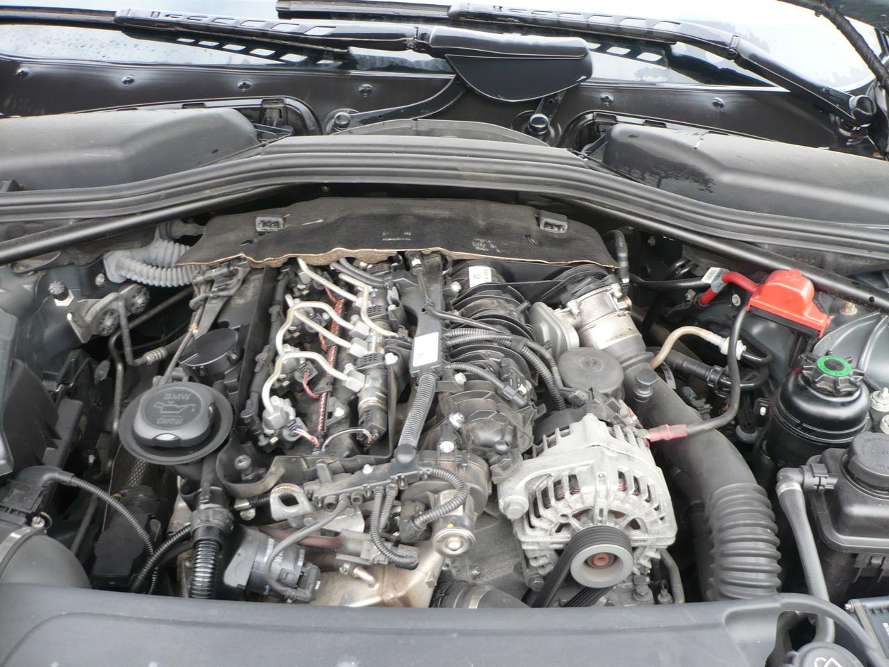 BMW 520 diesel 2009