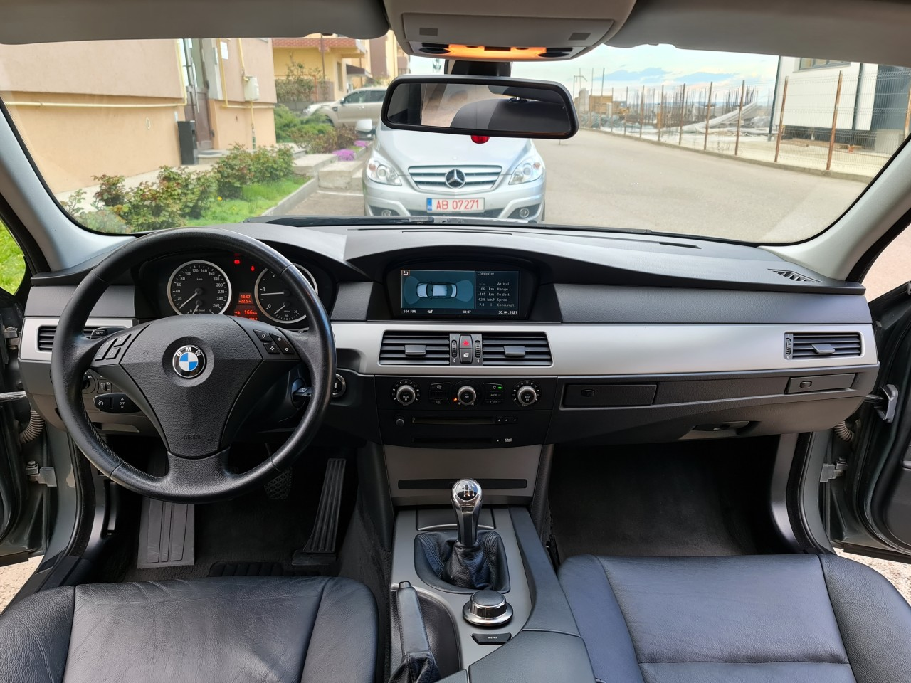 BMW 520 impecabil / 2.0 TDI 150 cp unic proprietar an fab. 2006