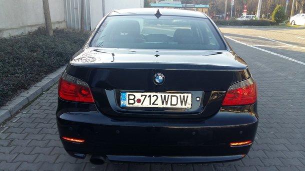 BMW 520 N47D20A 2008