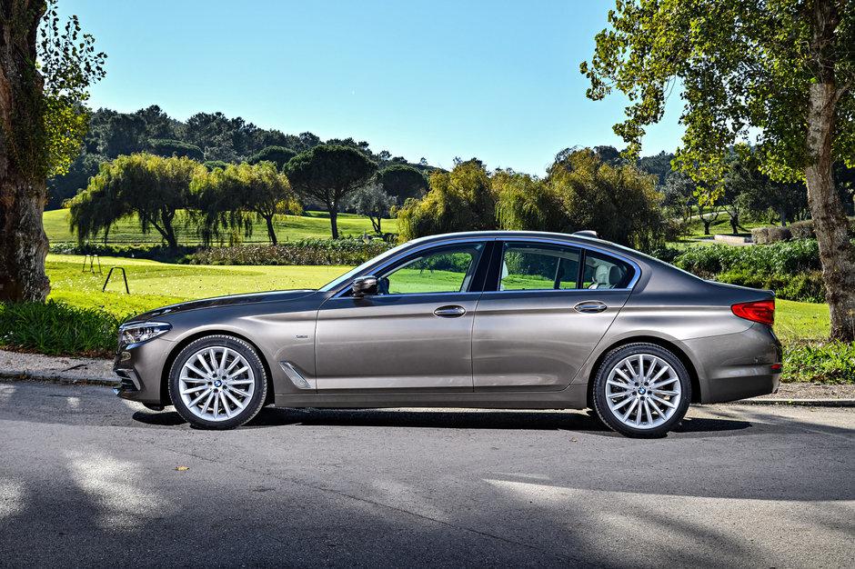BMW 520d Sedan
