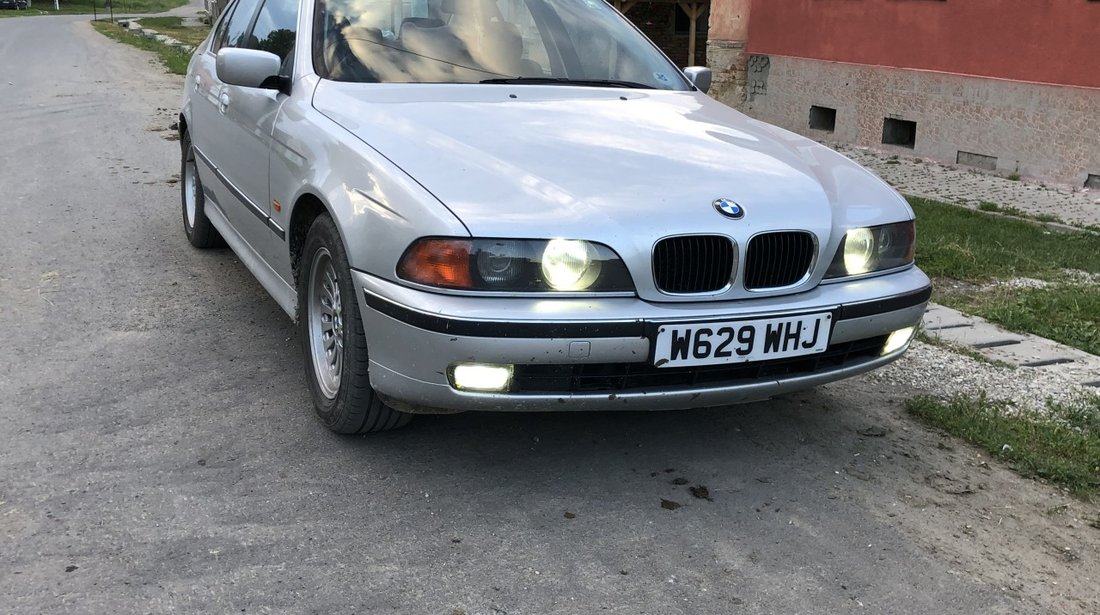 BMW 523 2.5 dublu vanos 2000