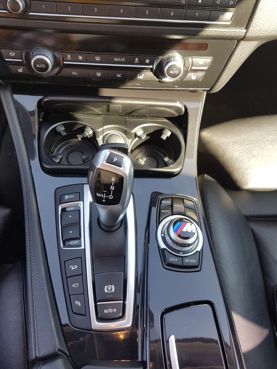 BMW 525 2.0 diesel 2013