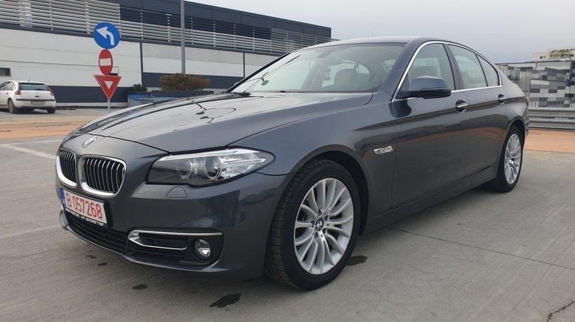 BMW 525 2.0 diesel 2016