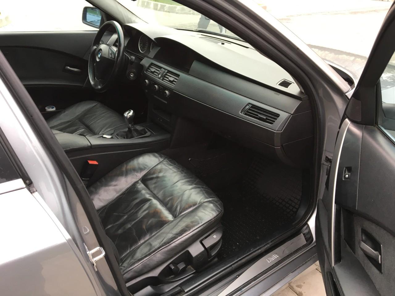 BMW 525 2.5 diesel 2005