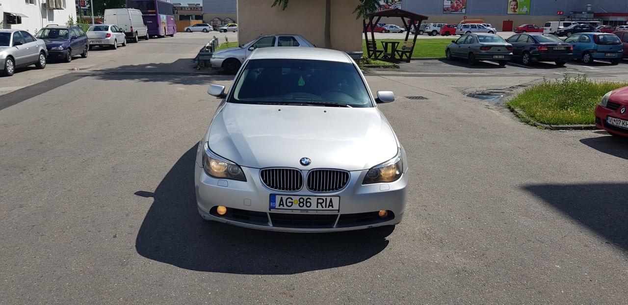 BMW 525 E60 6Trepte 2006