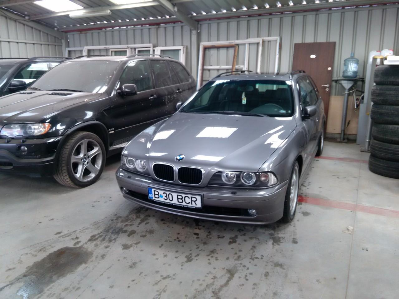 BMW 525 m57 2003