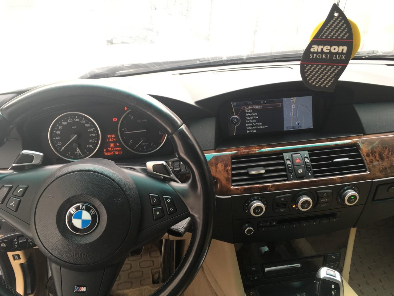 BMW 530 3.0D 2007