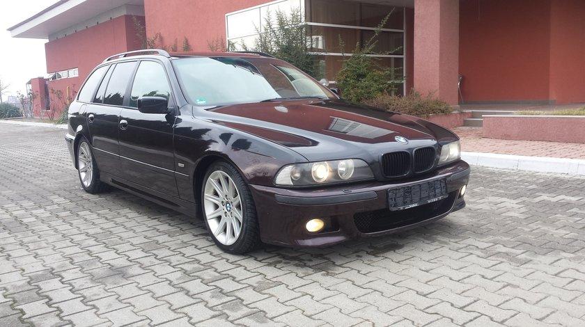 BMW 530 30d M///pachet Individual Facelift Kilma Navi Piele Jante aliaj 2000