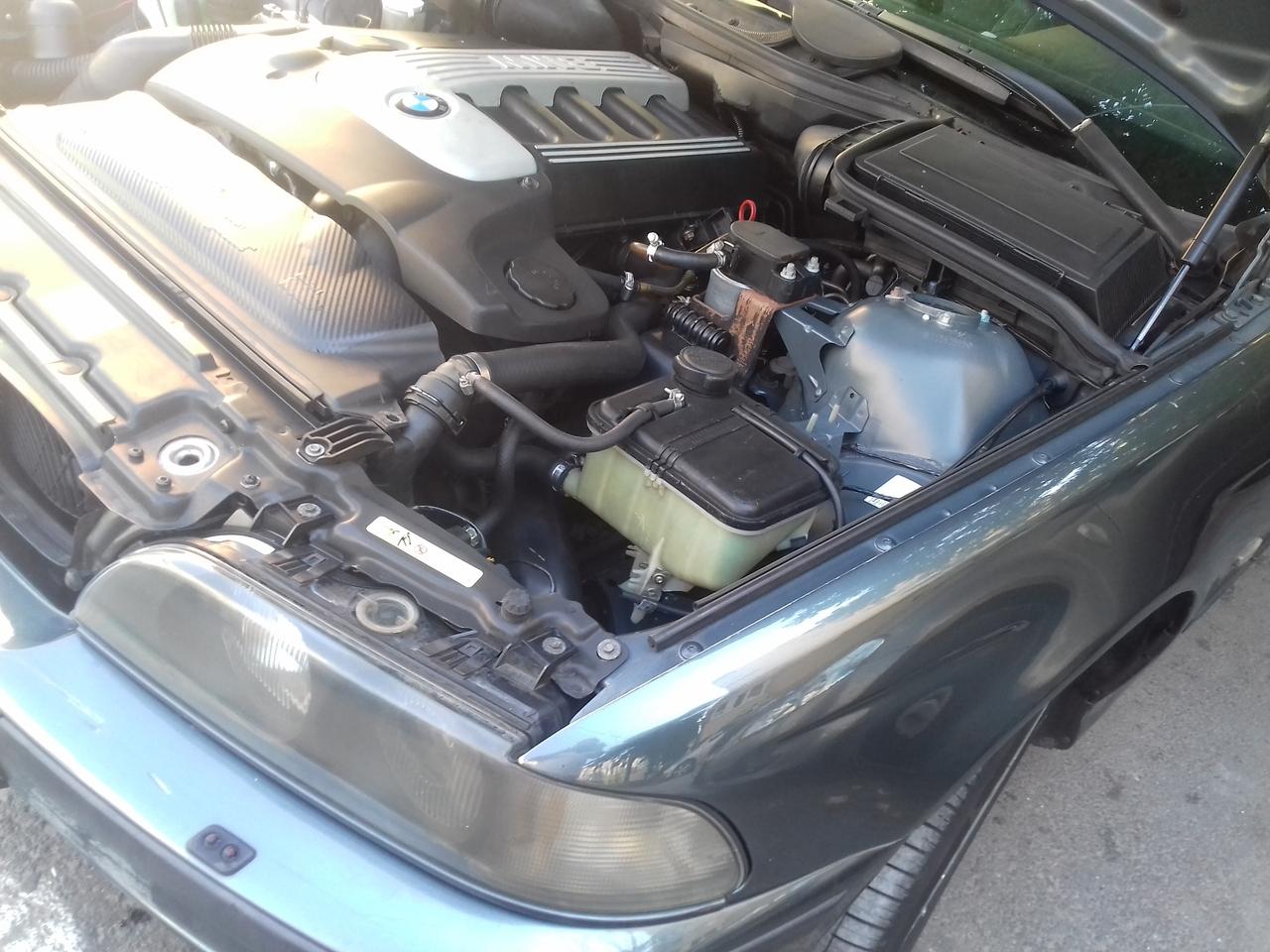BMW 530 530d common rail 6 cilindri in linie 2000
