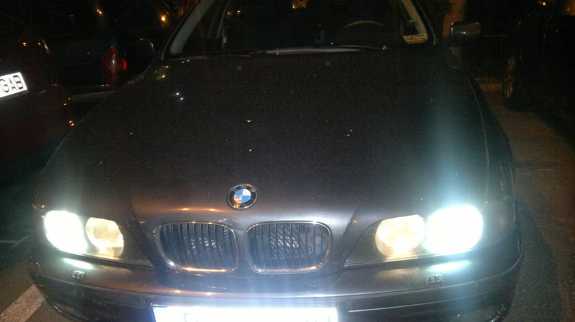 BMW 530 diesel touring 2000