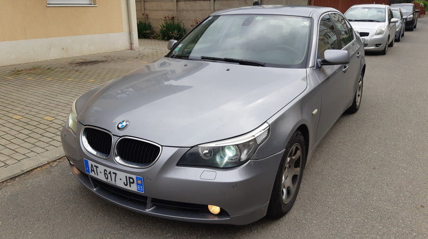 BMW 530 NAVIGATIE COLOR XENON 2004