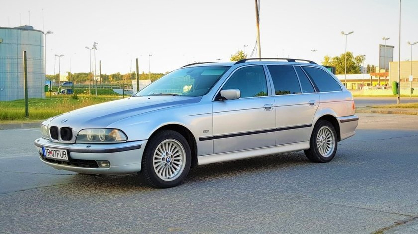 BMW 530 Variante 2001