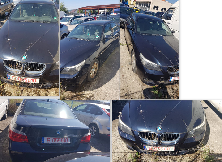 BMW 530d de vanzare
