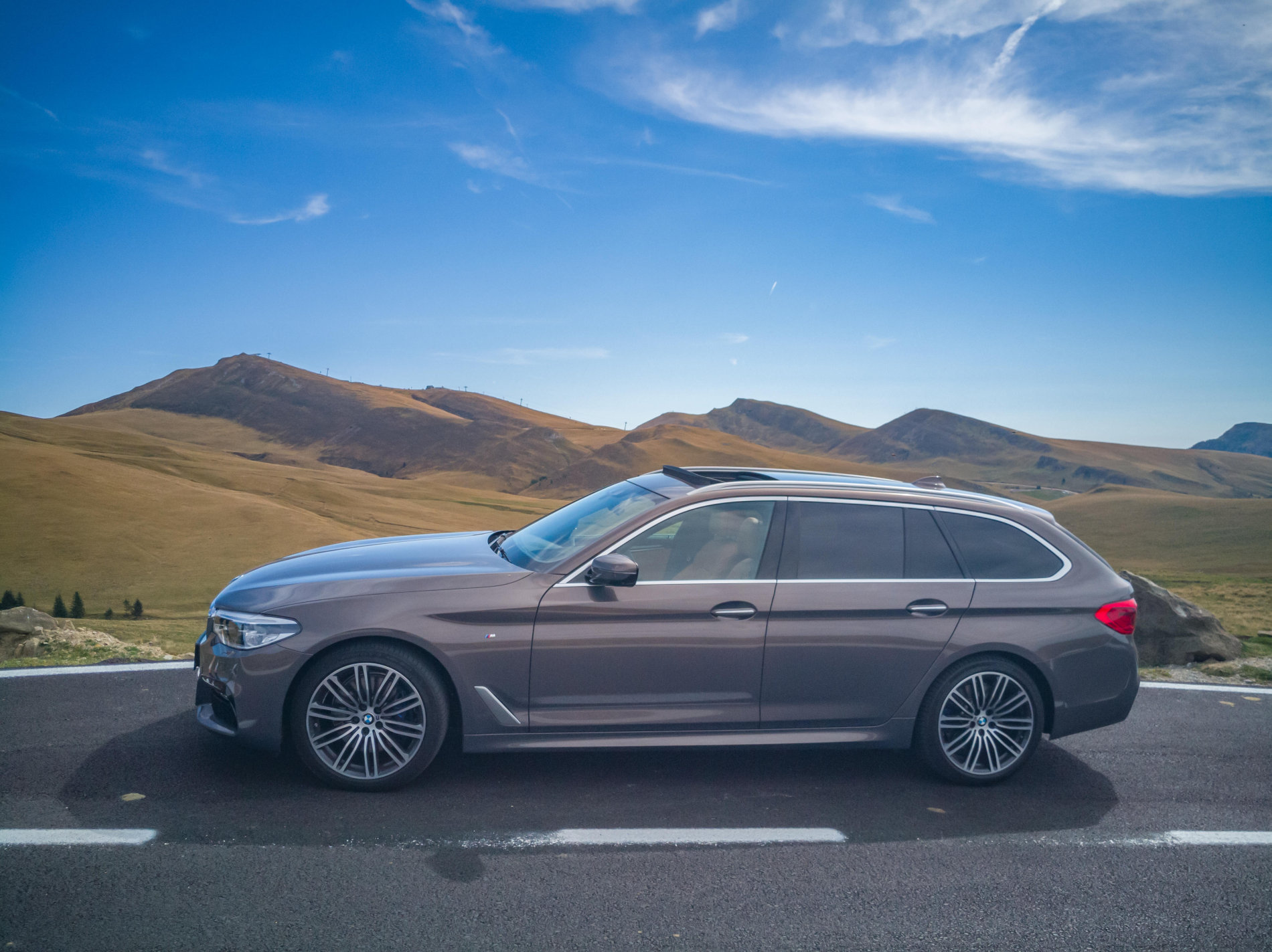 BMW 530d Touring - BMW 530d Touring