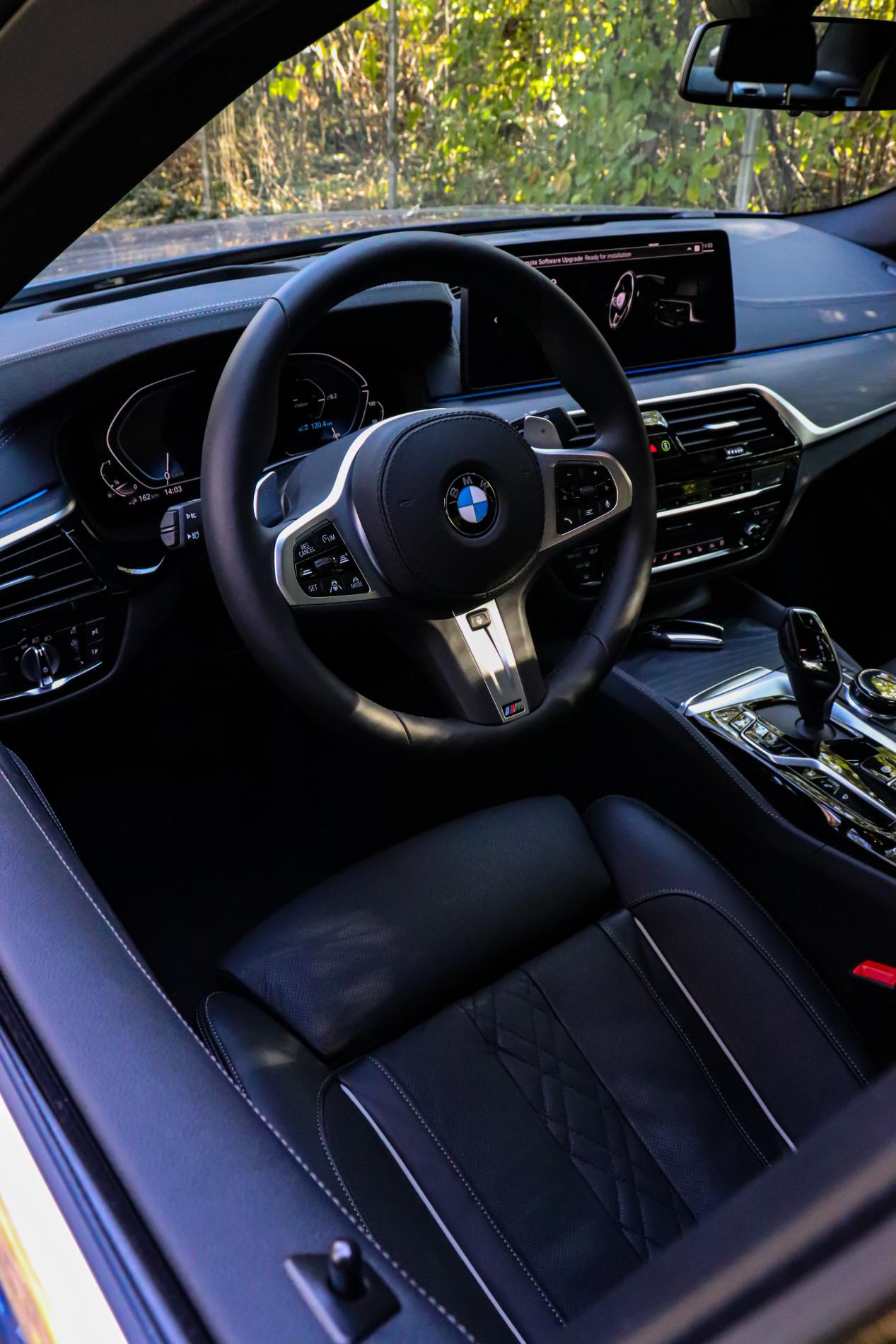 BMW 530e xDrive Sedan - BMW 530e xDrive Sedan