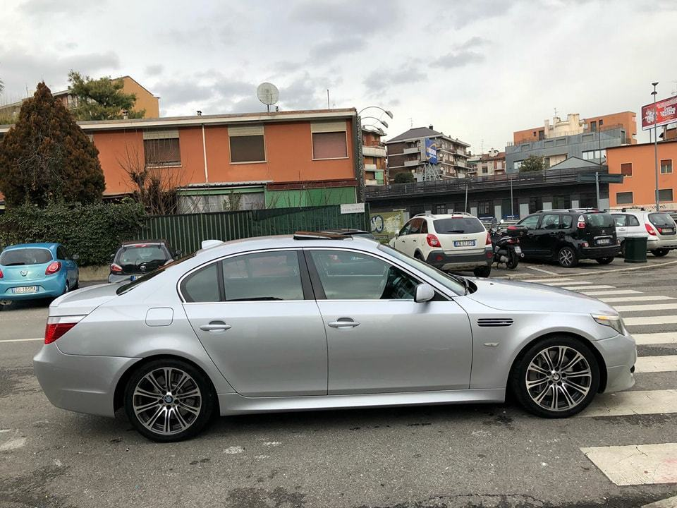 BMW 535 2993 biturbo 2005