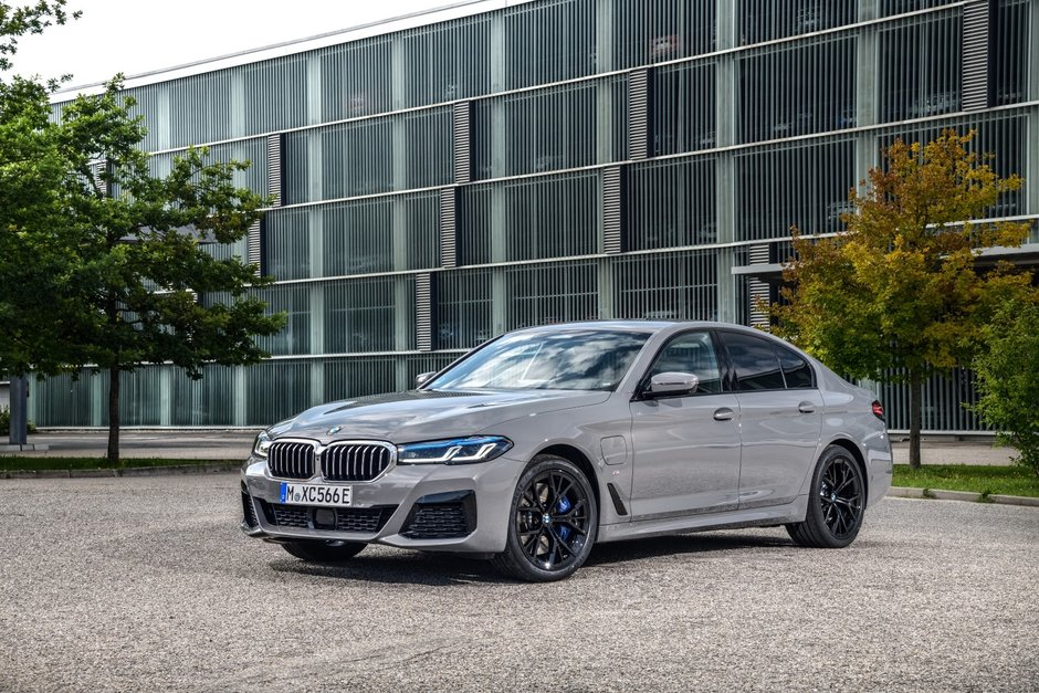 BMW 545e xDrive Sedan