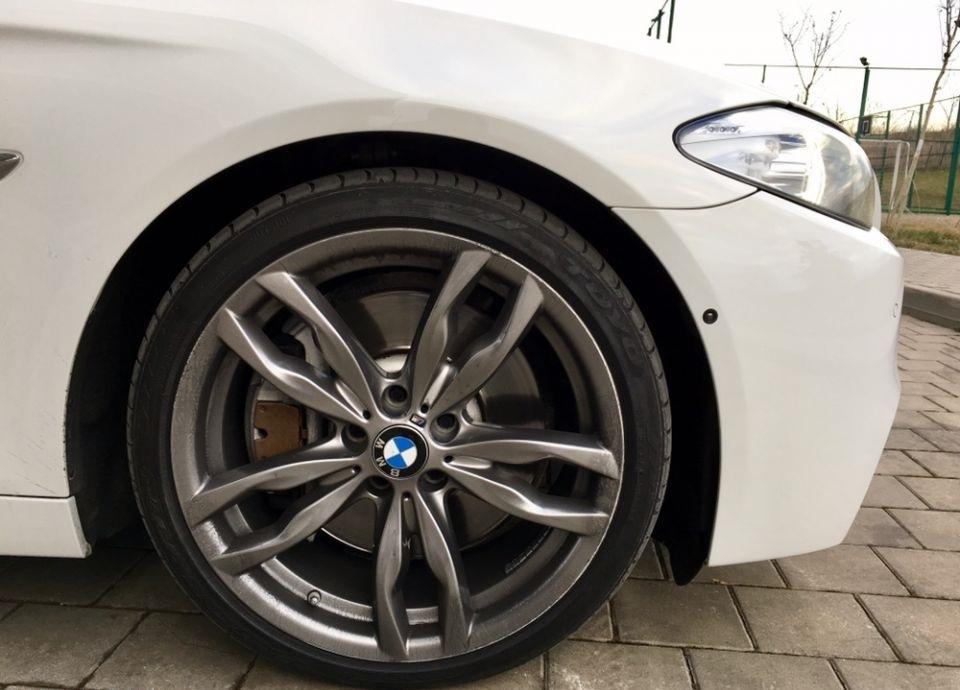 BMW 550 550M 2013