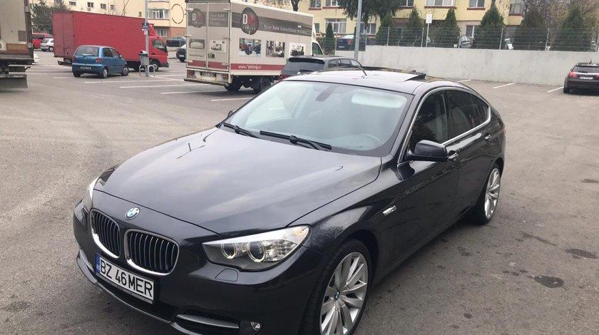 BMW 5GT (F07) Variante 2011