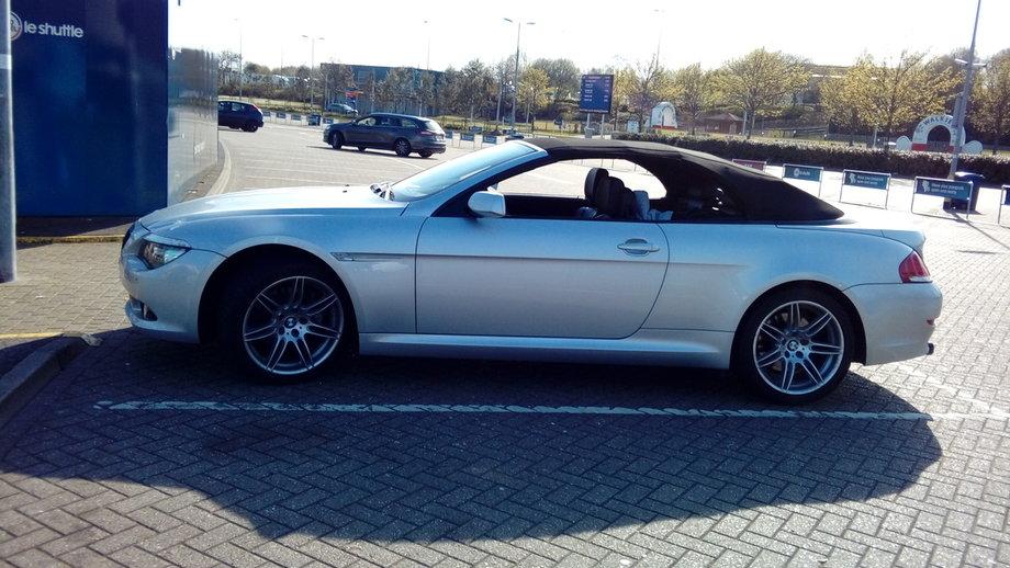 BMW 635 Cabrio