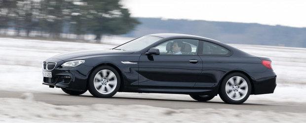 BMW 640d xDrive - Tractiune integrala si motor diesel pentru noua Serie 6