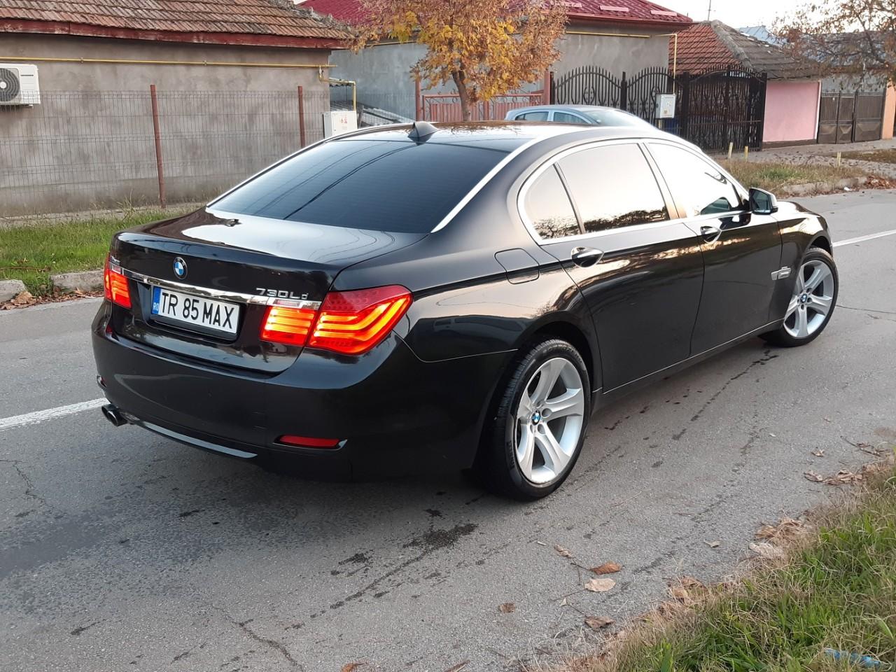 BMW 730 3.0 Diesel 2010