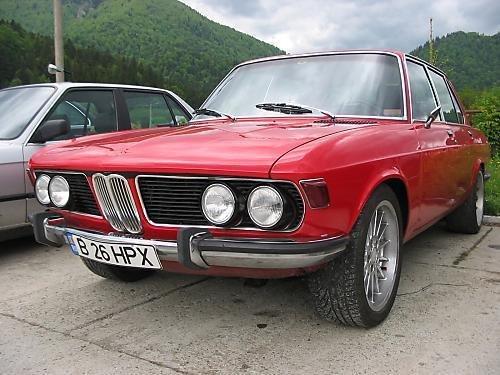 BMW 730 3.0 SI /interceptor
