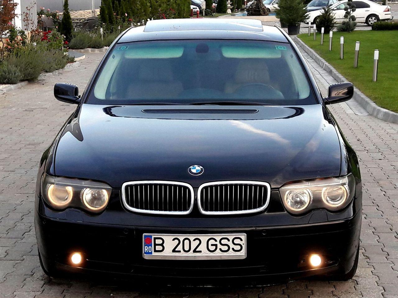 BMW 730 3.0D 2003