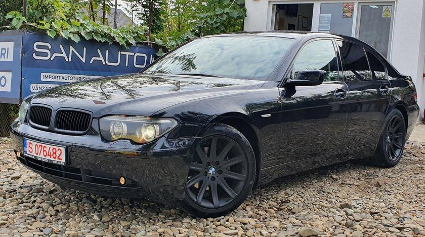 BMW 730 3.0D 2005