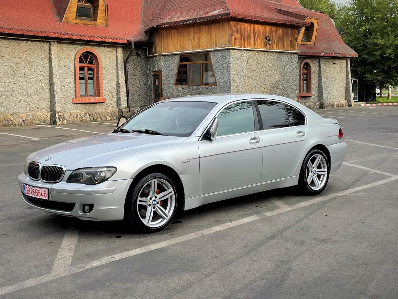 BMW 730 3.0D 2007