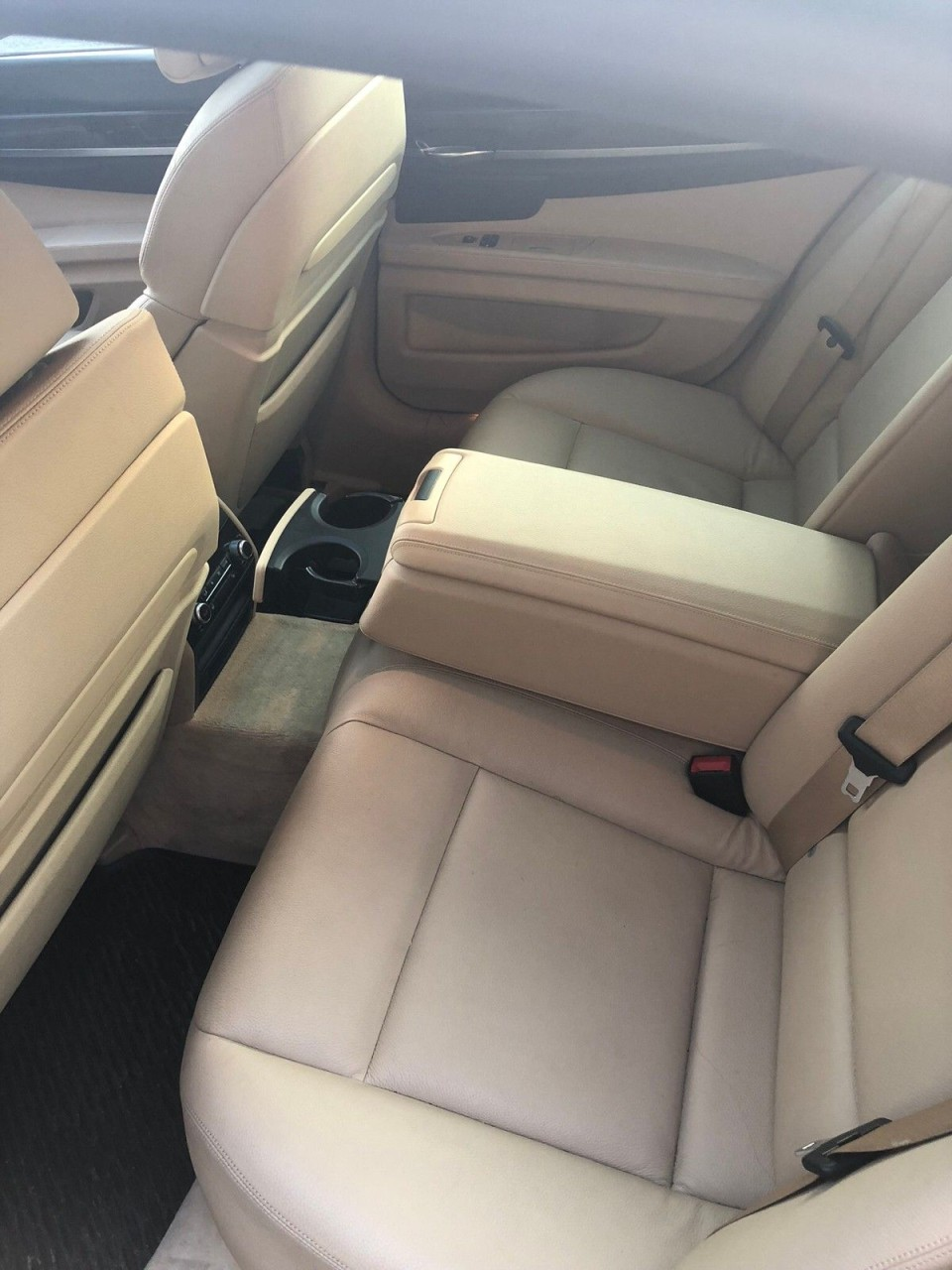 BMW 730 730da 245 2009