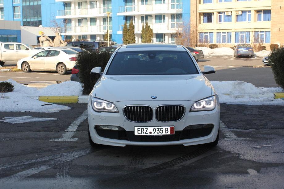 BMW 740 740 XD