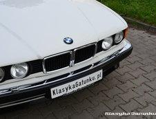 BMW 740i cu 482 de mile