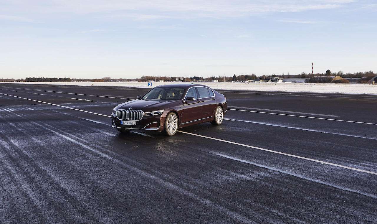 BMW 745e Facelift - BMW 745e Facelift