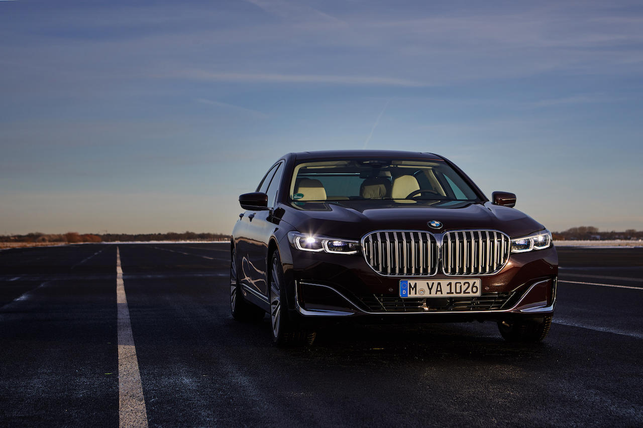 BMW 745e Facelift - BMW 745e Facelift